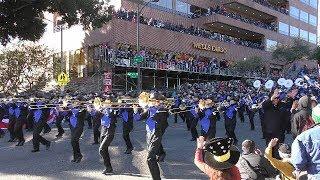 All-Izumo Honor Green Band - 2019 Pasadena Rose Parade
