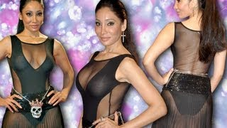 Sofia Hayat SHOWS HER ASSESTS at MTV AWARDS 2013