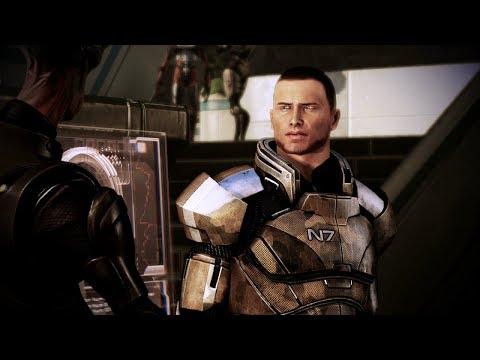 Mass Effect 2 & 3: Best Of Renegade Lines And Funny Moments