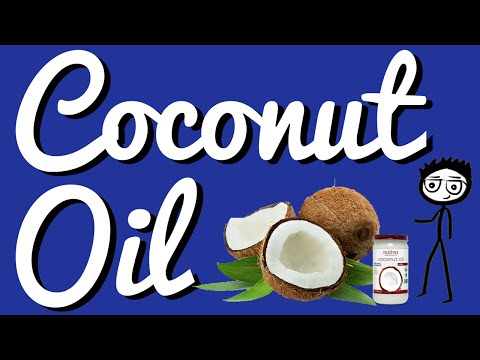 10 Incredible Coconut Oil Benefits! (Hair Growth, Acne Treatment, and More)