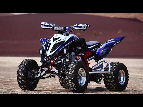 Project Yamaha 700 Limited Edition Sport Quad - Dirt Wheels Magazine