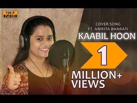Kaabil Hoon   Studio Version   Amrita Bharati Panda   Kaabil   Jubin Nautiyal   Palak Muchhal