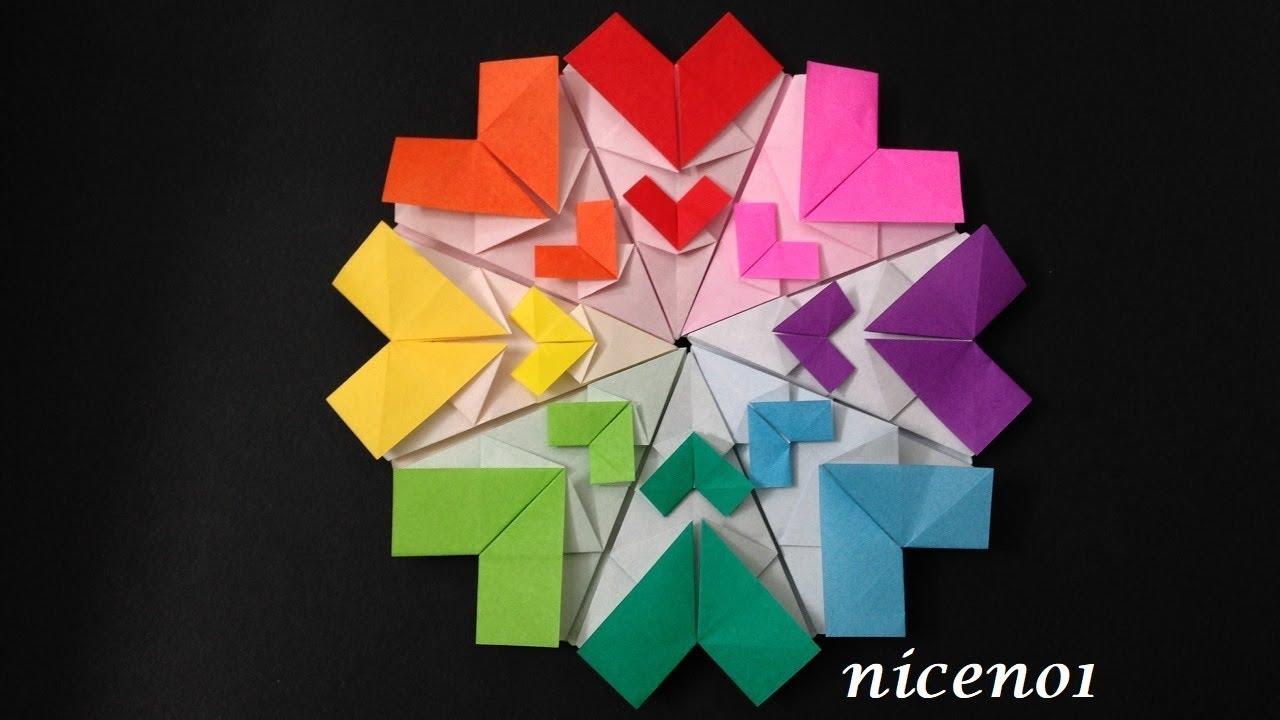 折り紙 屋台 折り 方