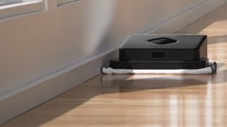 Tackles Dirt. Covers Ground | Braava® 380t | iRobot®