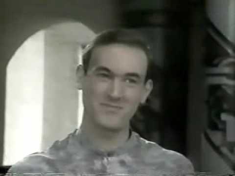 Patrick Stewart & Daniel Stewart on CNN biz Today 1993