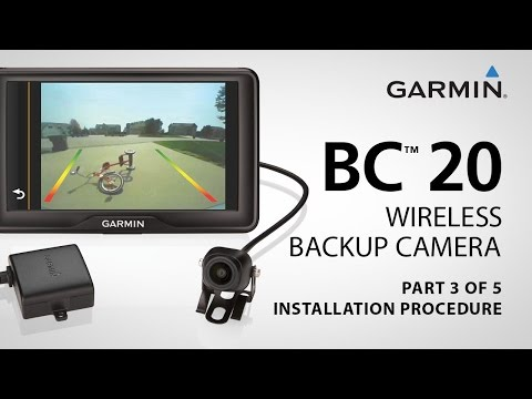 Garmin Bc 30 Wireless Backup Camera Installation Pa