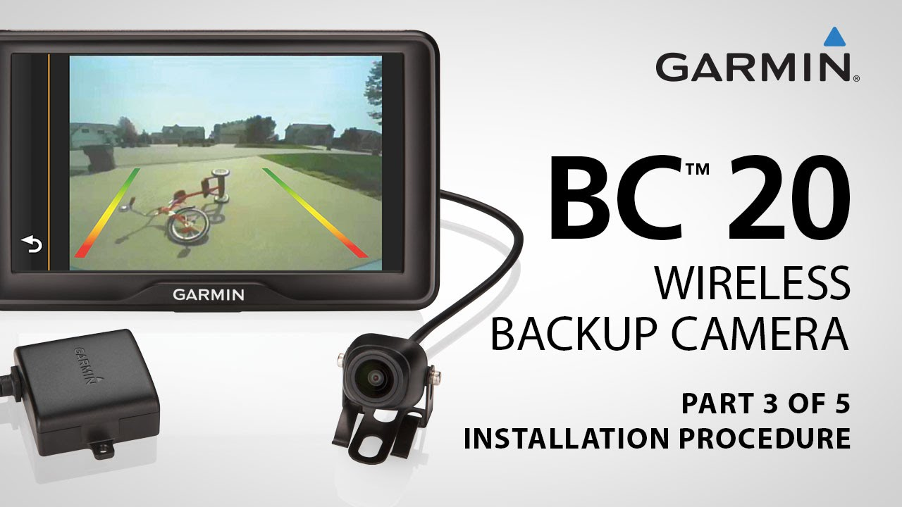 Amazing Peak Wireless Backup Camera Installation Image Collection ...