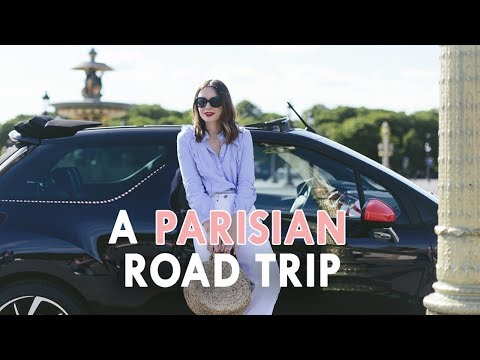 A WHIRLWIND DAY IN PARIS | What Olivia Did | Ad