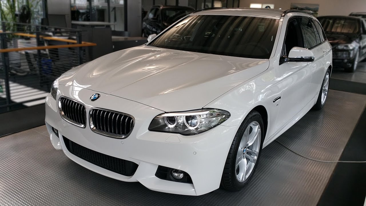 2015 bmw 520d touring m sportpaket interior exterior review bmw view youtube