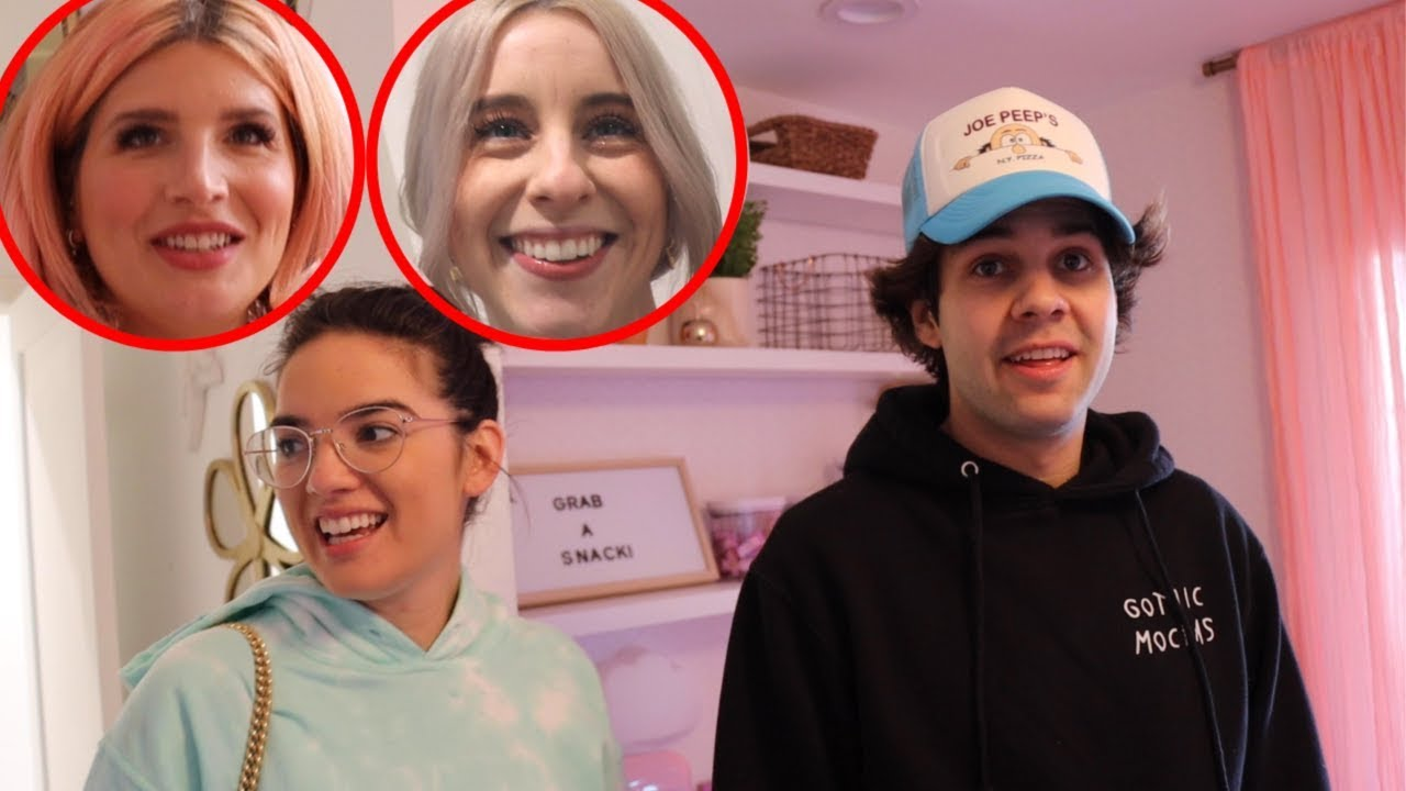 SURPRISING VLOG SQUAD WITH BEDROOM MAKEOVER!!