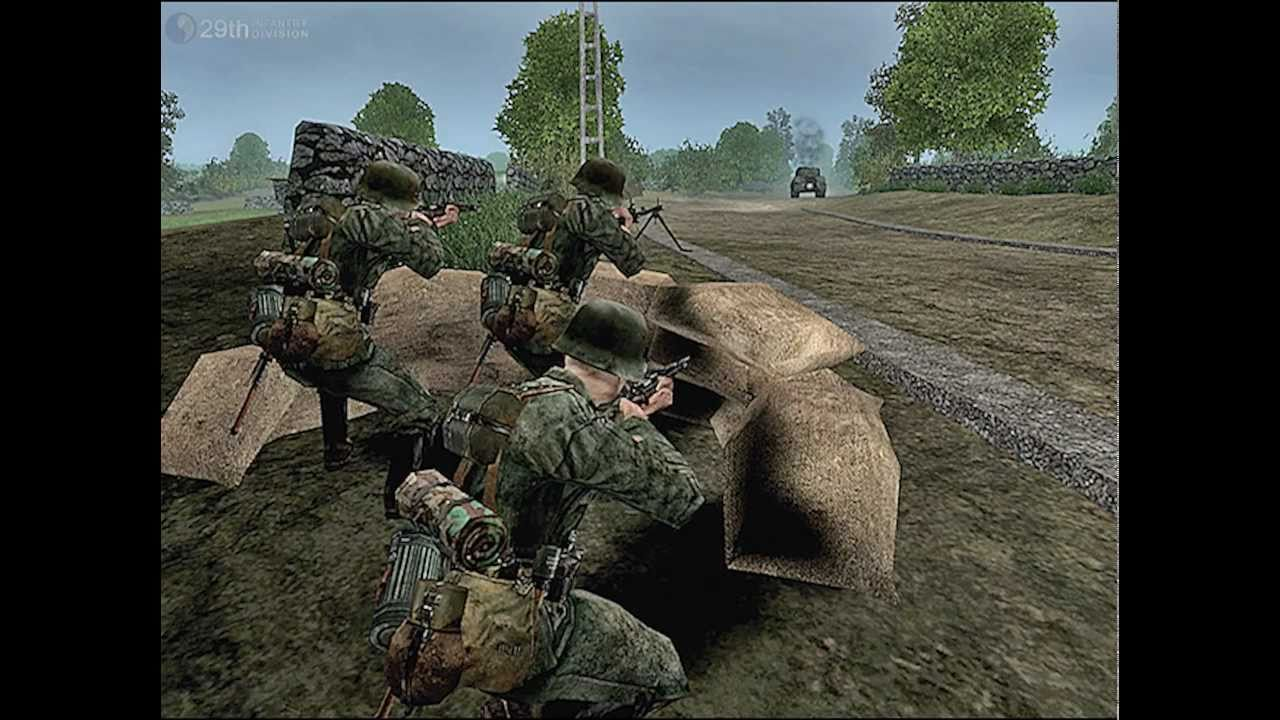 Darkest Hour: Beginners Tips - 29th Infantry Division