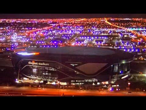 Las Vegas Stadium Not Finished Until December So NFL Raiders, UNLV, Take Risk Using Building