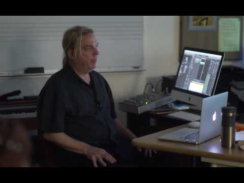 Dr. Mike Bogle, Cedar Valley College, Dallas, TX - Teaches Digital Music Production I Class - FINAL