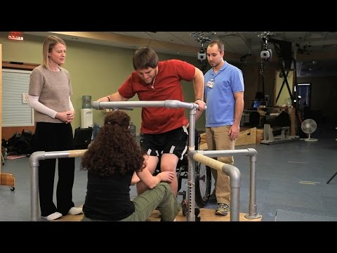 I am paralysed - but now I can stand again - Trust Me, I'm A Doctor: Series 2 Episode 1 - BBC Two