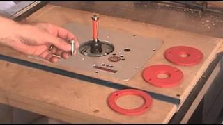Woodpeckers Precision Router Lift V2