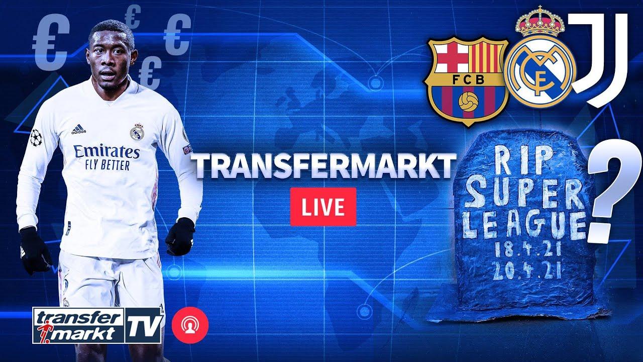 Download TM-LIVE: Alabas Mega-Gehalt veröffentlicht – Juve, Barca & Real wollen Super League | TRANSFERMARKT