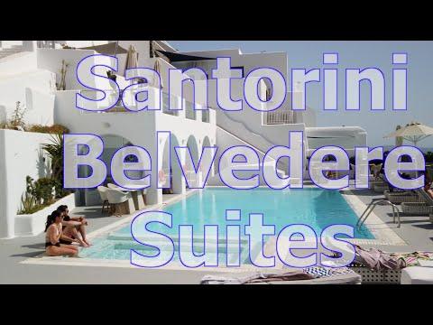 Belvedere Hotel In Firostefani - SantoriniDave.com