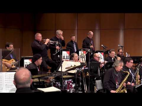 """One Good Turn"", John LaBarbera Arranger With Williamsport City Jazz Orchestra"