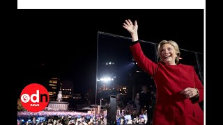 Hillary Clinton won't be running for president