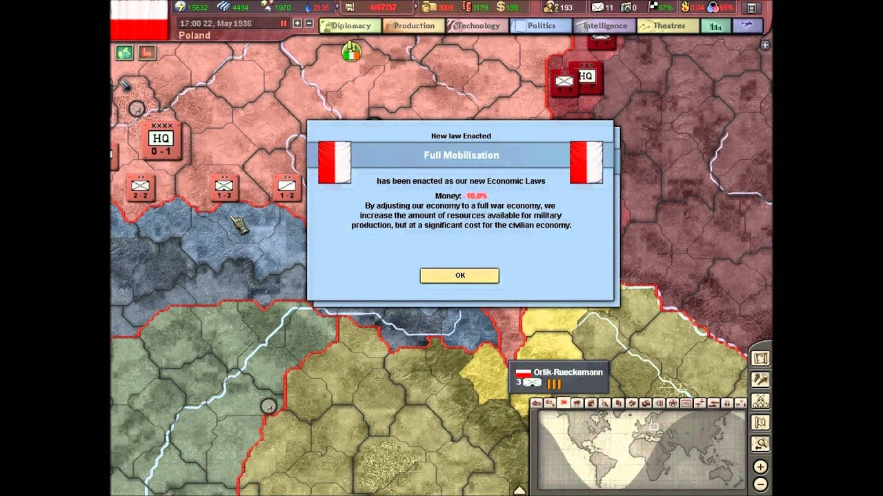 how to play hearts of iron 3 multiplayer