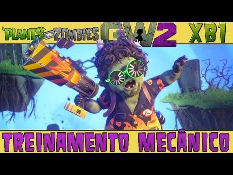 Plants vs. Zombies Garden Warfare 2 - Treinamento Mecânico