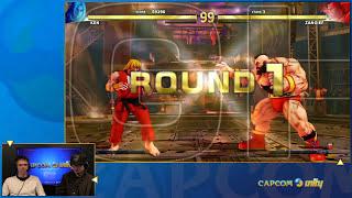 Street Fighter V Arcade Edition LIVE
