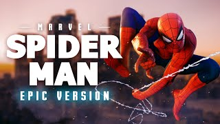 Spider-Man Theme Music - Epic Version
