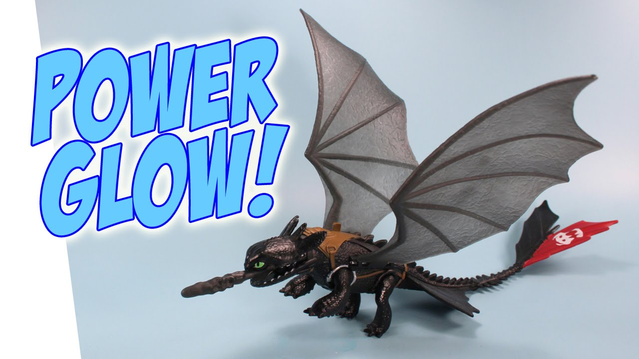 How to train your dragon 2 toothless power glow alpha youtube how to train your dragon 2 toothless power glow alpha ccuart Image collections