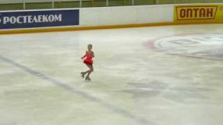 Julia LIPNITSKAYA LP Russian National Juniors 2010 (HQ)