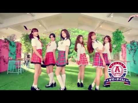 Apink 「サマータイム!」Music Video