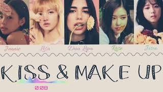 1 Hour ✗ Kiss And Make Up ✗ Dua Lipa x BLACKPINK