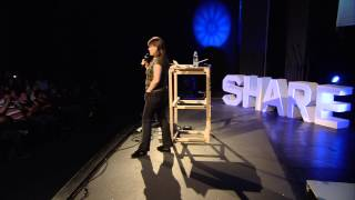 SHARE Belgrade 2012 - Quinn Norton: A time without leaders