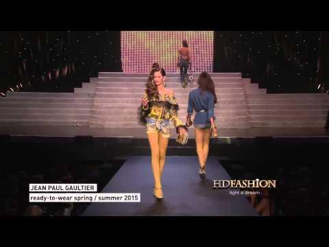 JEAN PAUL GAULTIER SS15 | Paris fashion week | HDFASHION