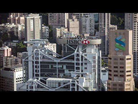 HSBC's Top Asia Executive Backs China's Hong Kong Security Law