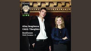 Violin Sonata in A major 'Kreutzer' Op. 47 - Adagio sostenuto, Presto