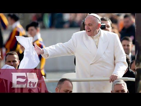 """""""No hubo tregua con el narco durante la visita papal"""": Osorio Chong/ Vianey Esquinca"""