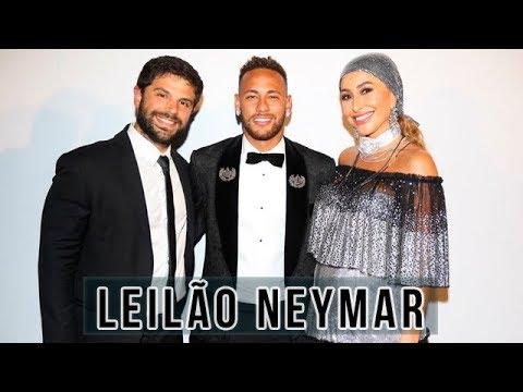 Revendo os Amigos no Leilão do Neymar | Sabrina Sato