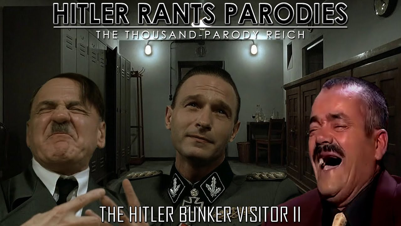 The Hitler Bunker Visitor II
