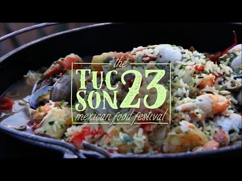 Tucson 23 - Mexican Food Festival 2017