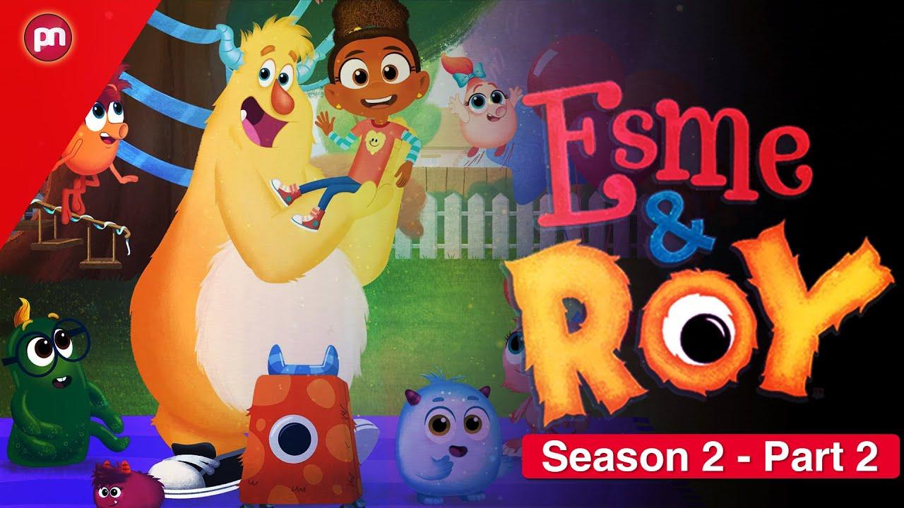 Download Esme & Roy Season 2 (Part 2): Ready To Premiere in Feb 2021? - Premiere Next