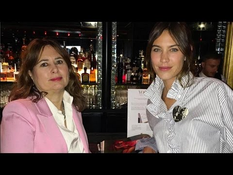 Alexandra Shulman LIVE Q&A On Leaving British Vogue Magazine