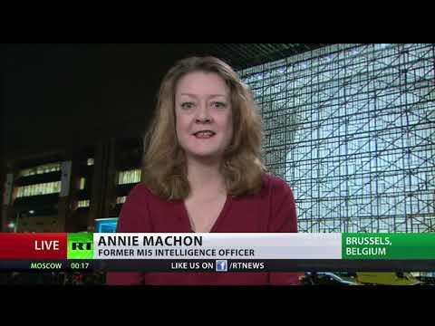 Annie Machon talks to RT Int