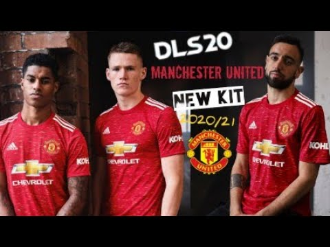 How to Import Manchester United Kits & Logo 2019/2020 in  Dream League Soccer 2019.