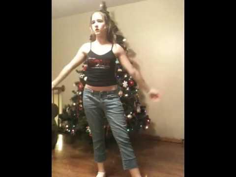 Lizzie Tucker Dances To Mr Brightside