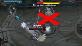 LoL Best Moments #95 One hit, one skill, one turret (League of Legends)