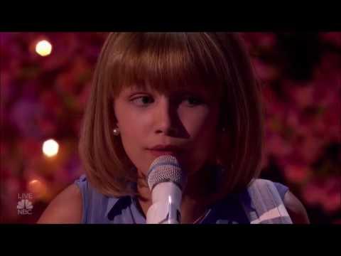 Grace VanderWaal The Ukelele Girl WOW! | Quarterfinals 3 (FULL) | America's Got Talent 2016