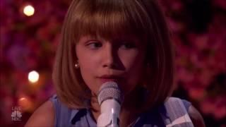 Grace VanderWaal Wins America's Got Talent Season 11 - America's Got Talent 2016