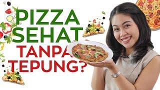 vuclip Bikin Pizza Tanpa Tepung ? Cara Diet Sehat Dan Murah