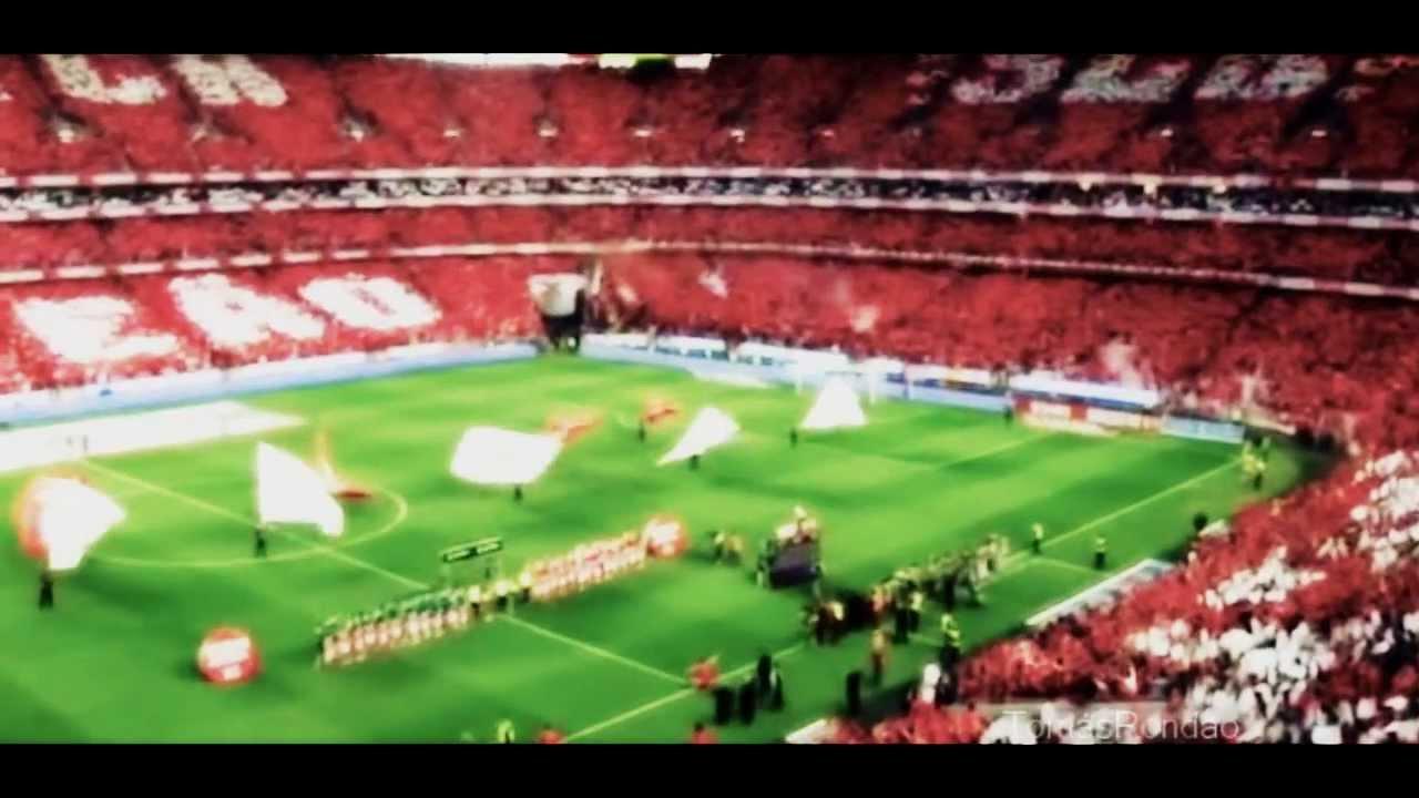 Sport Lisboa E Benfica Never Back Down Youtube