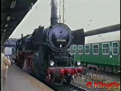 Eisenbahn in Deutschland Megamix - 90er & 2000er - Deutsche Bahn - Reichsbahn